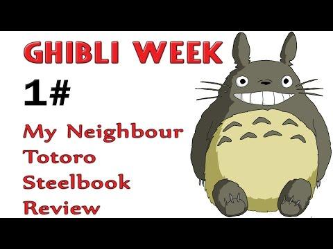 My Neighbour Totoro Steelbook | Ghibli Week