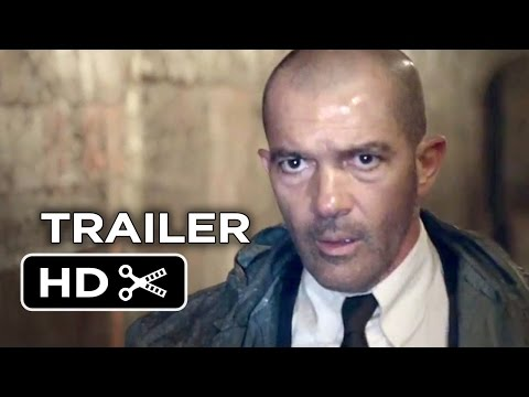 Automata Official Trailer #1 (2014) - Antonio Banderas Sci-Fi Movie HD