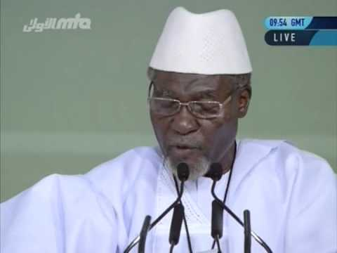 English Speech: Response to the allegation that the Holy Quran teaches violence, Islam Ahmadiyya