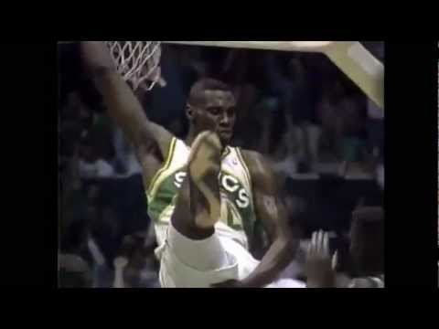 shawn kemp - Thought I would make a video showcases some of Kemp's best dunks. The theme is: Blake Griffin is not as good as Kemp. I like Blake a lot but Kemp was a great...
