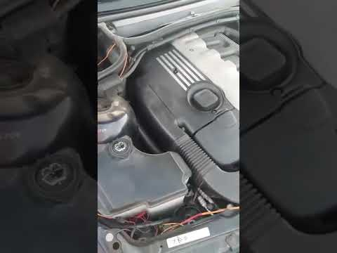 BMW E46 330d Turbo Problem Damaged?
