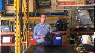 2. Yamaha EF1000iS Inverter: best small camping generator?