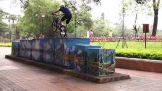 DANNY MACASKILL in TAIWAN - Powered by Lezyne Trailer 1