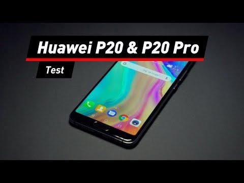 Huawei P20 und P20 Pro: Die China-Kracher im Test