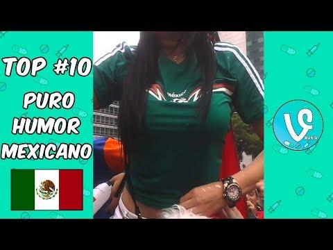 Videos graciosos - TOP 10  PURO HUMOR MEXICANO RECOPILACION ABRIL 2018  LOS MEJORES VIDEOS DE RISA DE LOS MEXICANOS
