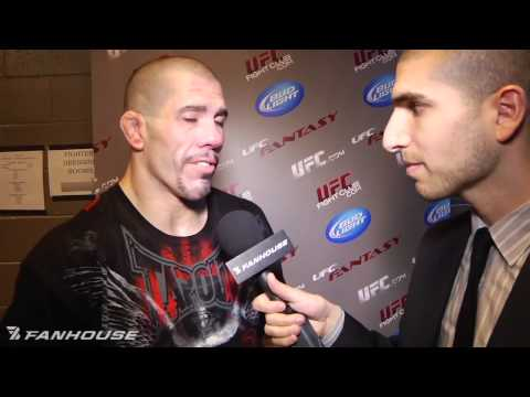 UFC 113 Mike Guymon on Suicide Attempt to First UFC Win