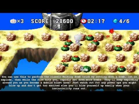 bomberman world playstation 1