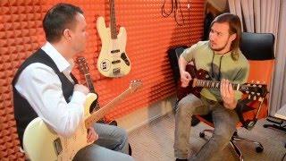 Бесплатное занятие по гитаре от Павла Михалёва