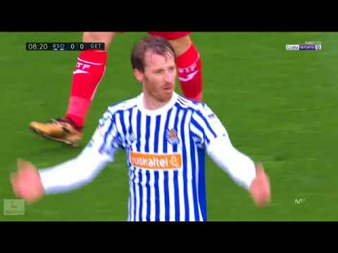 Real Sociedad Vs Getafe J.29 17/18 Full Match
