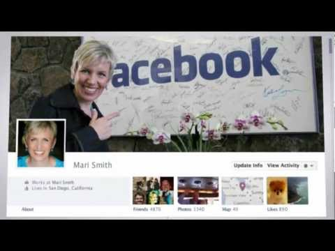 Facebook Personal Timeline Movie – Mari Smith Facebook Profile