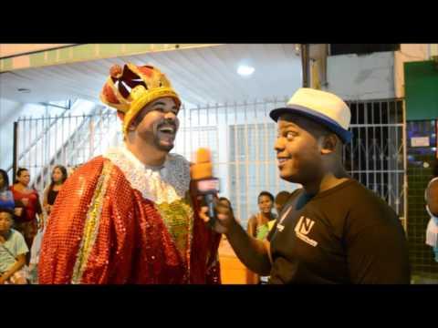 Carnaval 20147 - Rei Momo do Nordeste de Amaralina fala sobre o Carnaval do Bairro