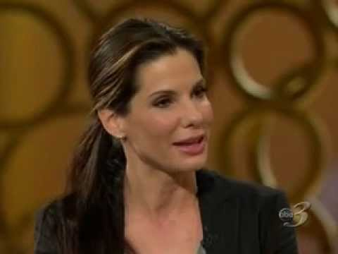 Sandra Bullock - I don't own this video.
