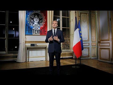 Γαλλία: Πρωτοχρονιά με τα «κίτρινα γιλέκα»