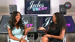 Kenya Moore Shares The Truth About The Real House Wives Of Atlanta On Jules Uncut | Episode 4