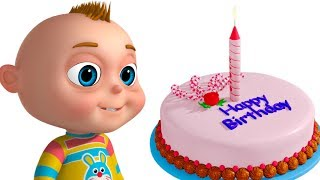 TooToo Boy - Birthday Cake Episode   Comedy Show For Kids   Videogyan Kids Show