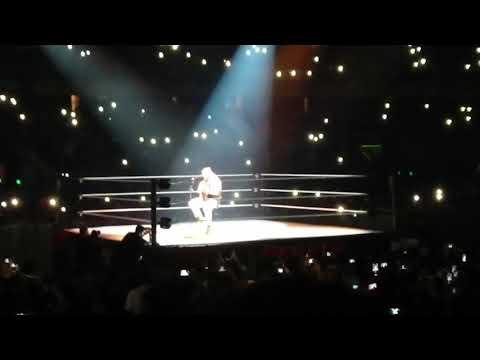 ELIAS en Chile.-WWE LIVE SANTIAGO 5 DE DICIEMBRE