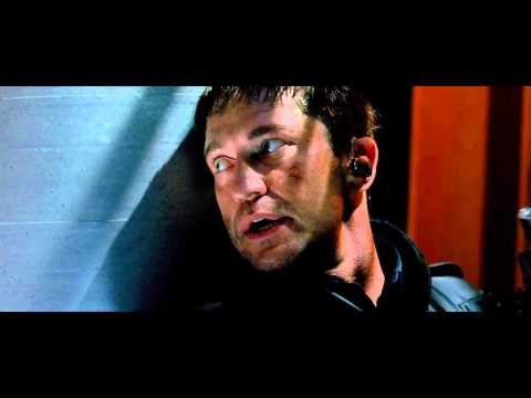 Olympus Has Fallen Trailer (2013) - Gerard Butler, Morgan Freeman Movie HD