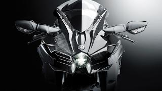 2. New Kawasaki Ninja H2 Carbon  MY17 - Official Video
