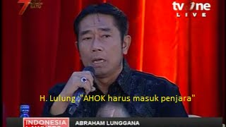 """Video ILC """"Anggaran Siluman DPRD DKI""""- Haji Lulung Marah Dan Tegas Mengatakan AHOK Harus Masuk Penjara MP3, 3GP, MP4, WEBM, AVI, FLV November 2018"""