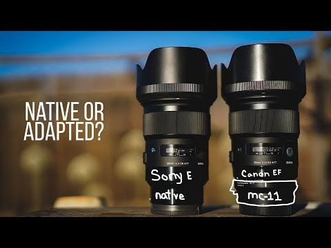 Which Version is Better? | Sigma 50mm F/1.4 Art Sony E-Mount