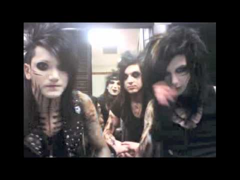stickam - This is Black Veil Brides' May 30 Stickam. I apologize for the lagging and buffering- I had a bad connection. I promise part two and three are MUCH clearer. ...