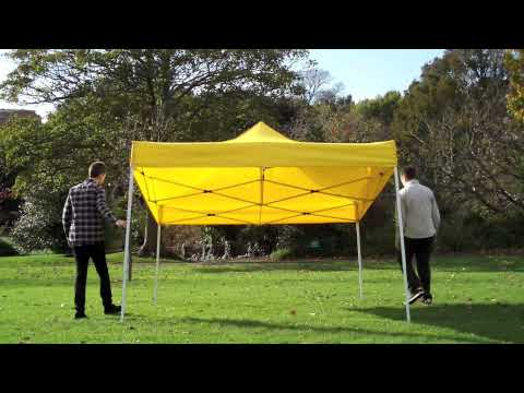 gazebos - http://www.easygazebos.com - High Quality Pop-Up Gazebos. Our instant shelters have only all-steel frames and waterproof canopies.