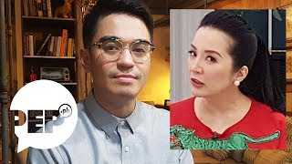 "Video Nicko Falcis on Kris Aquino: ""I saw my own funeral. She killed me."" MP3, 3GP, MP4, WEBM, AVI, FLV Januari 2019"