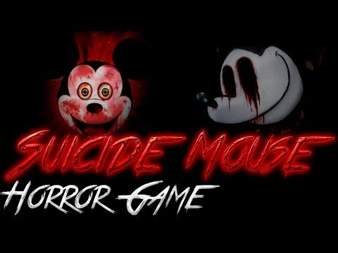 Suicide Mouse.exe | Horror game