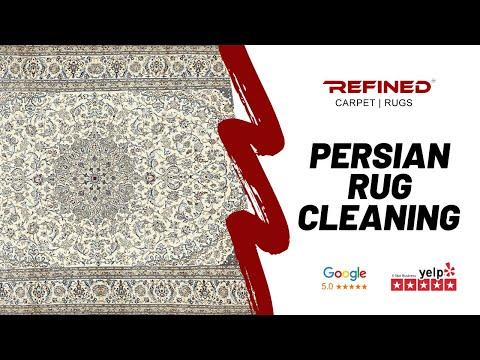 Persian Rug Cleaning Orange County I (714) 465-5377 I Persian Area Rug Washing Huntington Beach