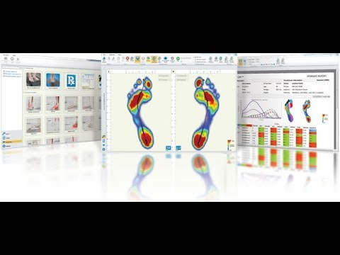 Custom Foot Orthotic Fitting with Gait Scan Technology | Bozeman Foot Doctor