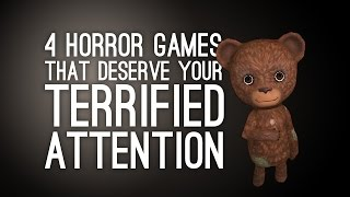 Horror Games That Deserve Your Terrified Attention