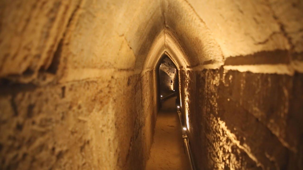 Το Ευπαλίνειο όρυγμα στη Σάμο, ένα  θαυμαστό επίτευγμα της αρχαίας μηχανικής