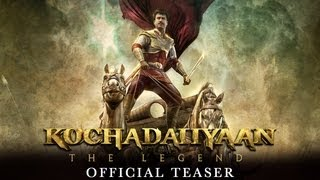Kochadaiiyaan - The Legend | Official Teaser