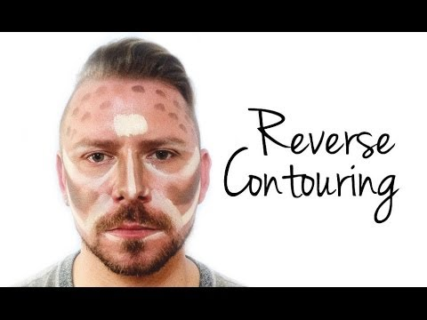 REVERSE CONTOURING MADE EASY!