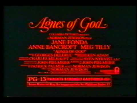 Agnes of God Trailer