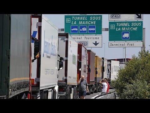 Κλειστή η Σήραγγα της Μάγχης λόγω κινητοποίησης εργαζομένων