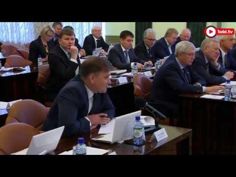 Заседание правительства, которое завтра проведёт Борис Дубровский, будет транслироваться онлайн
