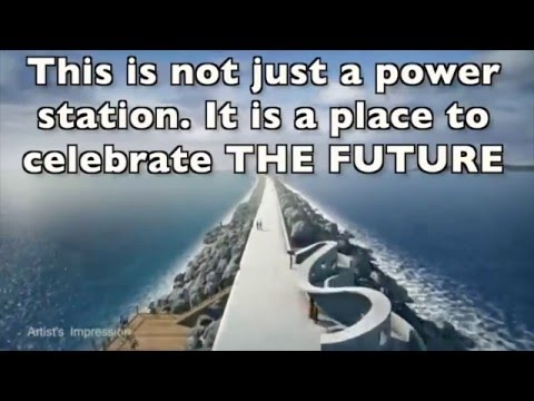 First Full Scale Tidal Lagoon Alternative Power Plant - Advantage Power
