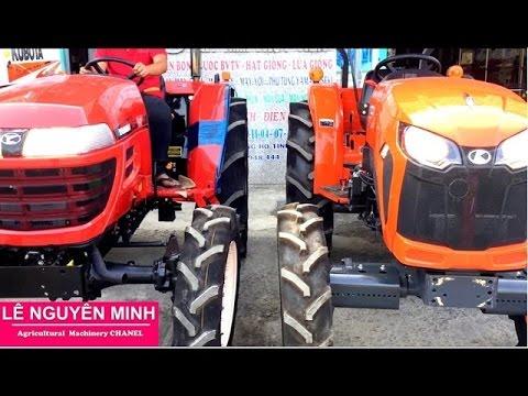 KUBOTA L5018 VS YANMAR EF494T (LH 01239000100) TRACTOR kubota L5018 Vs Yanmar EF494T