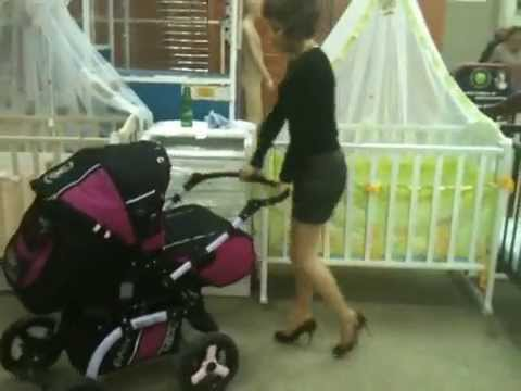 Коляска трансформер Baby Merc