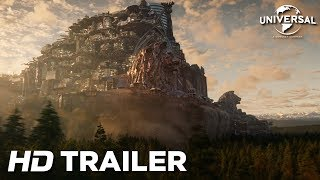 VIDEO: MORTAL ENGINES – Off. Trailer