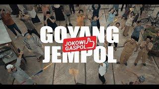 Video GOYANG JEMPOL JOKOWI GASPOL MP3, 3GP, MP4, WEBM, AVI, FLV April 2019