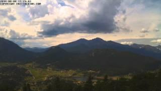 2014-08-04 - Estes Park RMNP Longs Peak Time-Lapse
