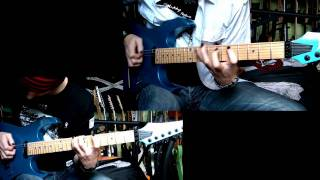 Pull Me Under guitar cover - Dream Theater (HD)