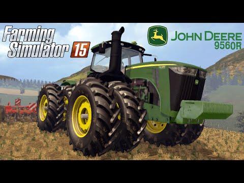 John Deere 9560RX v1.0
