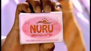 Sara Nuru Soap Advert
