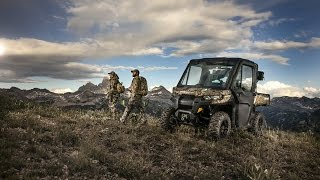9. D+DH Innovation Zone: Mossy Oak CanAm Defender