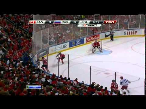 ФИНАЛ ЧЕМПИОНАТА МИРА U20 2011: РОССИЯ - КАНАДА 5:3 (видео)