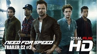 Need For Speed (2014) CZ HD Trailer 2.