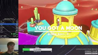 Super Mario Odyssey Any% in 1:29:59 by Seven